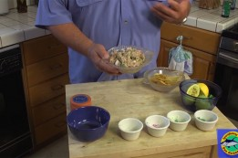 Bluefin Tuna Ceviche