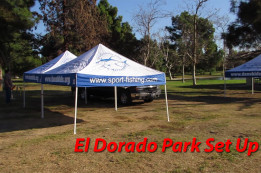 El Doardo Park set up