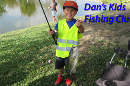 Kids Fishing Club