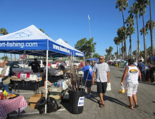 Fishing Tackle Swap Meet On Nov. 04th