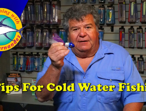 Tips For Fishing In Cold Water
