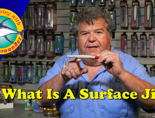 What is a surface jig?