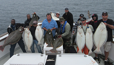 TV Fishing Trips & Private Charters