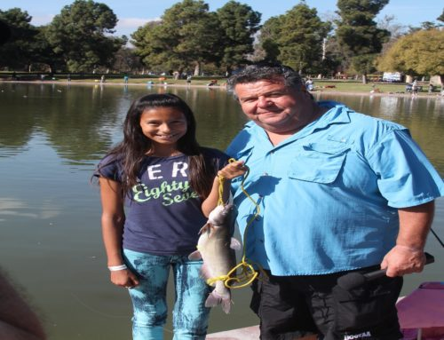 Free Kids Fishing Event This Saturday at MacArthur Park