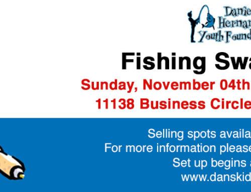 Fishing Tackle Swap Meeting Nov. 04th In Cerritos, CA