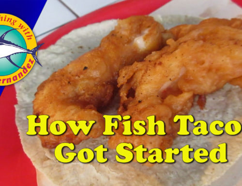 The History of the Fish Taco