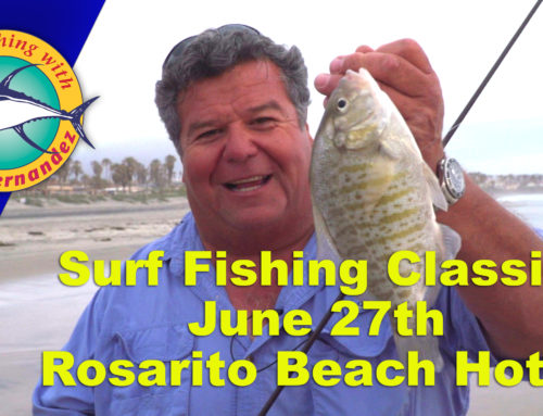 Surf Fishing Baja Classic June 27th